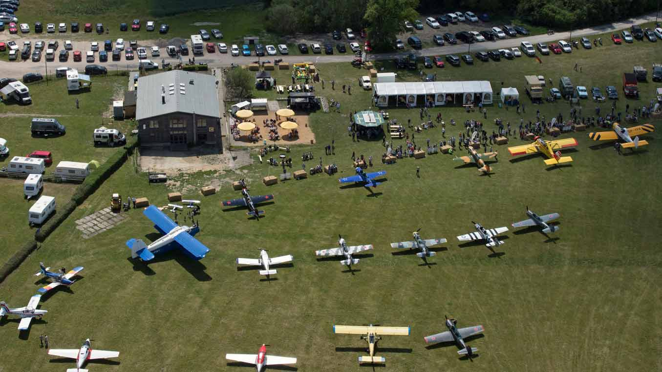 Ostblock Fly-In 2019 // Foto: Quax/AGO