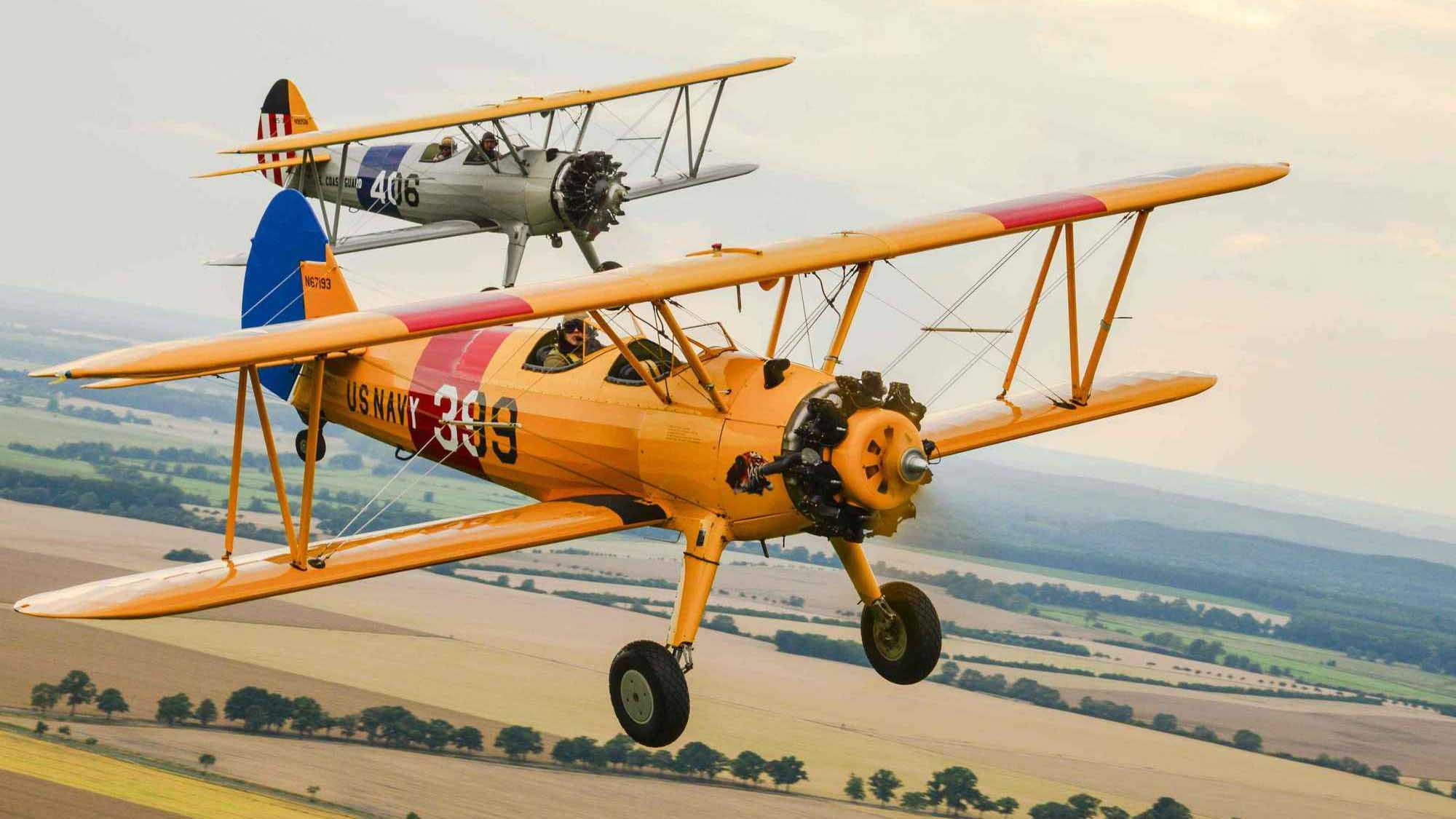 Stearman & Friends 2019
