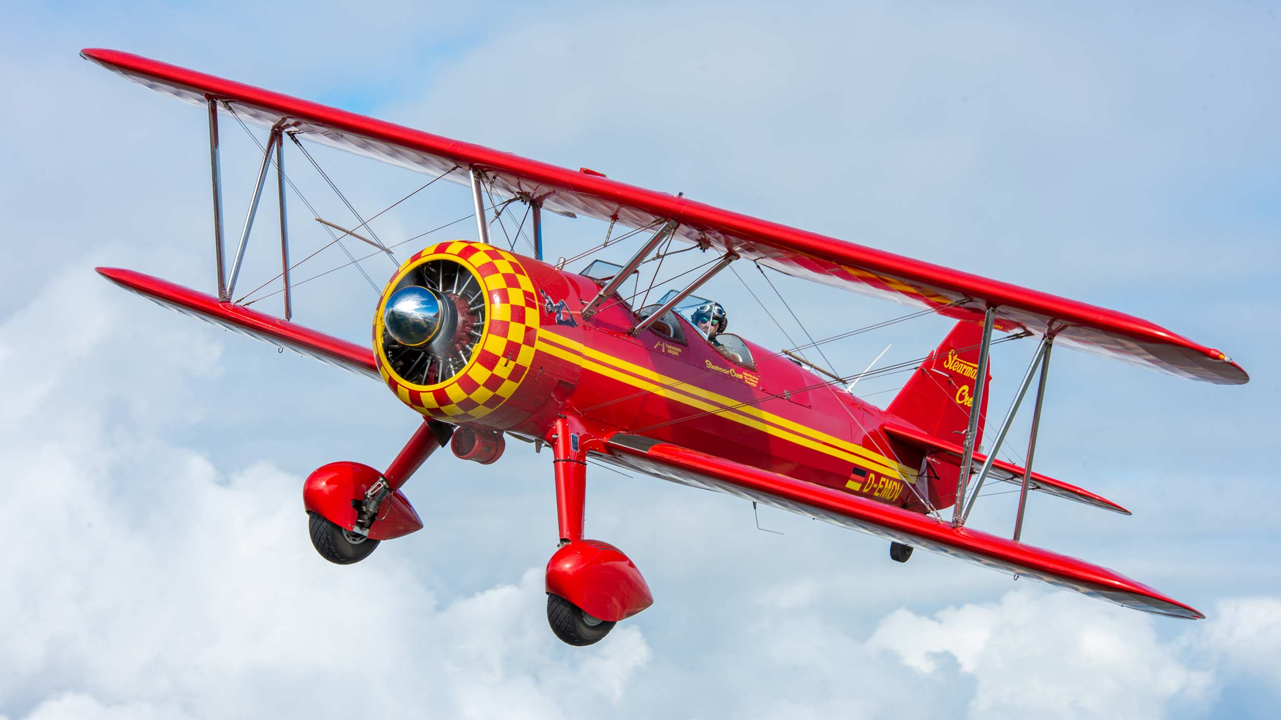 Stearman & Friends 2020